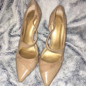 Light Pink BCBGeneration Pump Heels